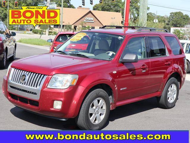 2008 Mercury Mariner for sale at Bond Auto Sales in St Petersburg FL