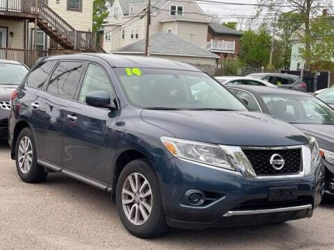 2014 Nissan Pathfinder for sale at Tonny's Auto Sales Inc. in Brockton MA