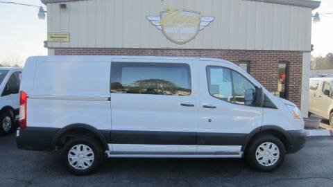 2019 Ford Transit Cargo for sale at Vans Of Great Bridge in Chesapeake VA