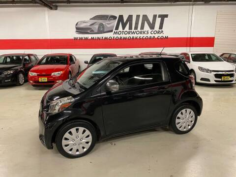 2013 Scion iQ for sale at MINT MOTORWORKS in Addison IL