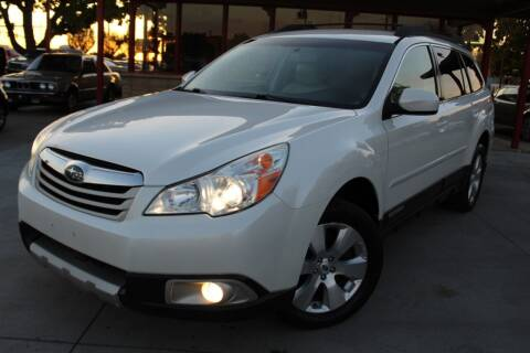 2012 Subaru Outback for sale at ALIC MOTORS in Boise ID