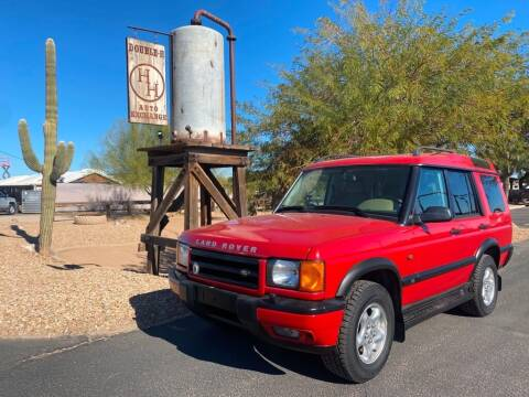 2000 Land Rover Discovery Series II for sale at Double H Auto Exchange in Queen Creek AZ