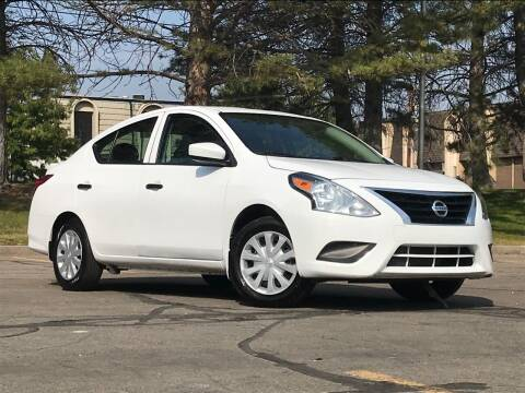 2018 Nissan Versa for sale at Used Cars and Trucks For Less in Millcreek UT