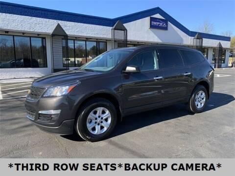 2017 Chevrolet Traverse for sale at Impex Auto Sales in Greensboro NC