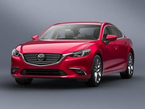 2017 Mazda MAZDA6 for sale at BASNEY HONDA in Mishawaka IN