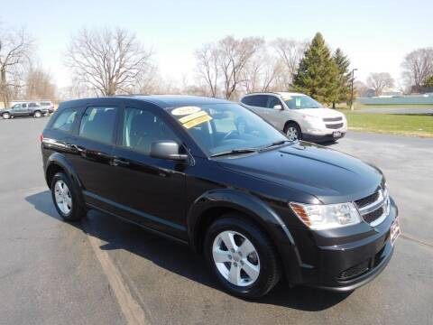 2013 Dodge Journey for sale at North State Motors in Belvidere IL