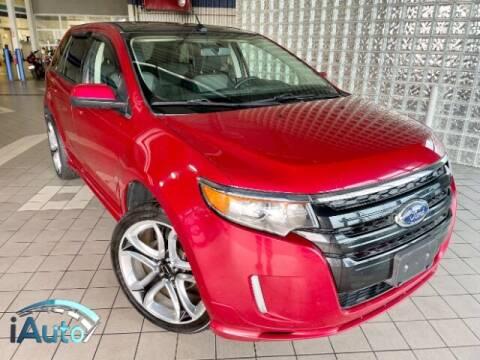 2012 Ford Edge for sale at iAuto in Cincinnati OH
