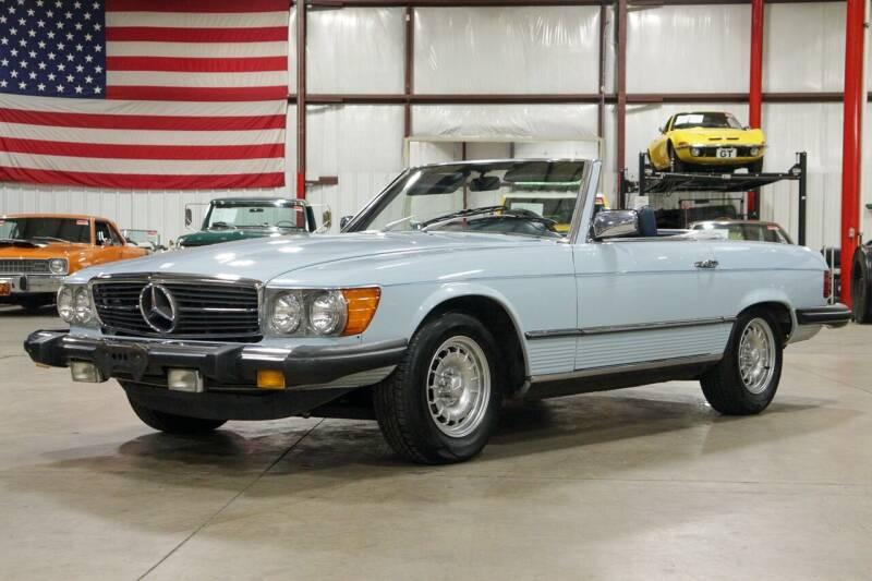 1979 Mercedes-Benz 450 SL for sale in Grand Rapids, MI