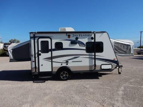 2015 Jayco Jay Feather 17Z for sale at Eastside RV Liquidators in Tucson AZ