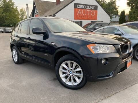 2013 BMW X3 for sale at Discount Auto Brokers Inc. in Lehi UT