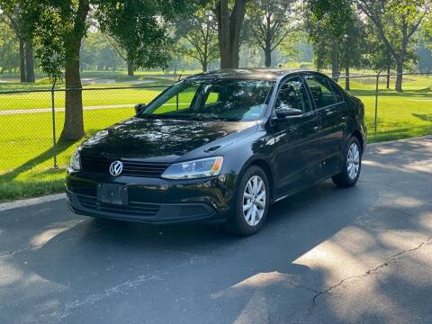 2012 Volkswagen Jetta for sale at Best Deal Auto Sales in Saint Charles MO