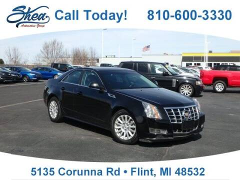 2013 Cadillac CTS for sale at Jamie Sells Cars 810 - Linden Location in Flint MI