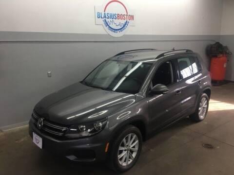 2018 Volkswagen Tiguan Limited for sale at WCG Enterprises in Holliston MA