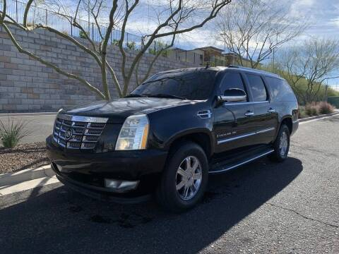 2007 Cadillac Escalade ESV for sale at AUTO HOUSE TEMPE in Tempe AZ