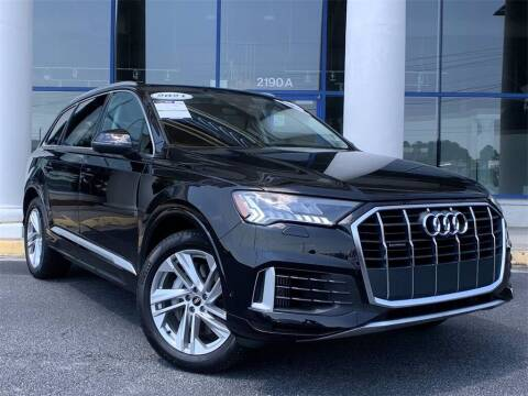 2021 Audi Q7 for sale at Southern Auto Solutions - Capital Cadillac in Marietta GA