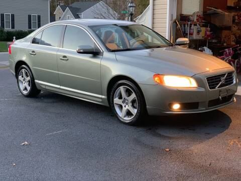 2008 Volvo S80 for sale at XCELERATION AUTO SALES in Chester VA
