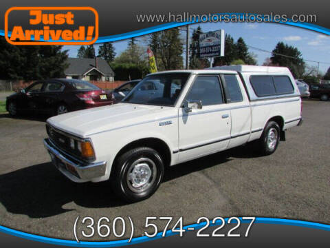 1986 Nissan Truck for sale at Hall Motors LLC in Vancouver WA