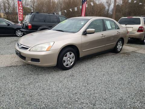2007 Honda Accord for sale at TR MOTORS in Gastonia NC
