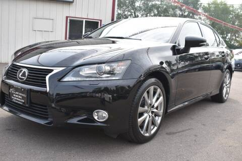 2013 Lexus GS 350 for sale at Dealswithwheels in Inver Grove Heights MN