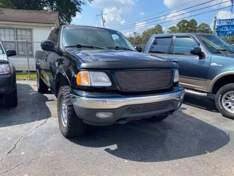 1999 Ford F-150 for sale at Port City Auto Sales in Baton Rouge LA
