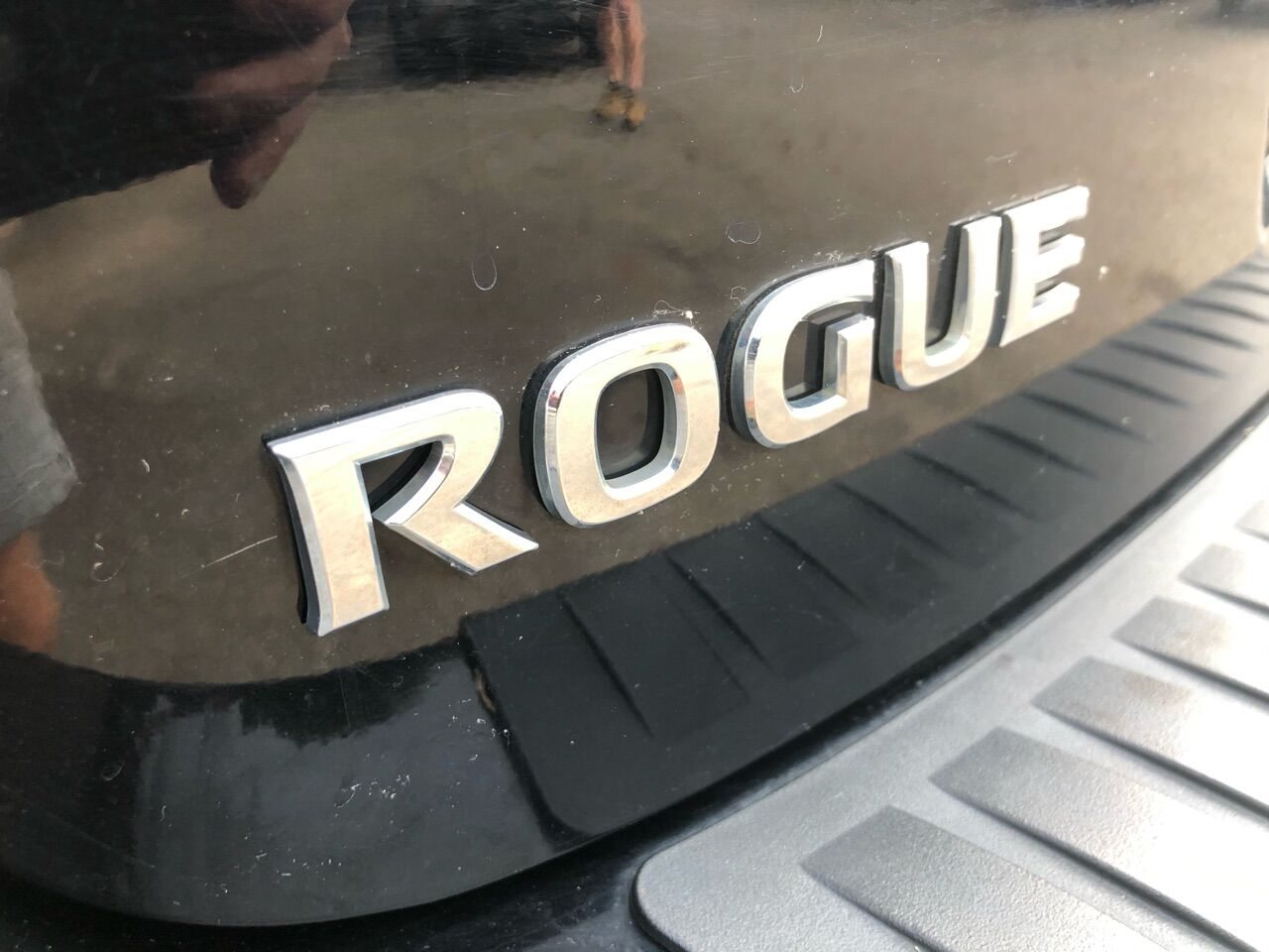 2011 Nissan Rogue Sport Utility