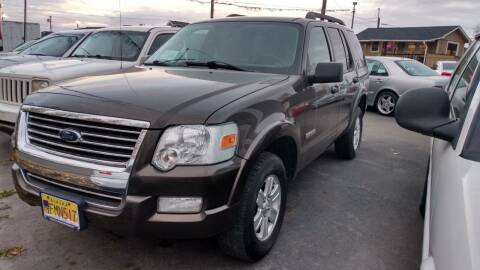 2008 Ford Explorer for sale at ALASKA PROFESSIONAL AUTO in Anchorage AK