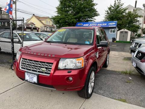 2009 Land Rover LR2 for sale at KBB Auto Sales in North Bergen NJ