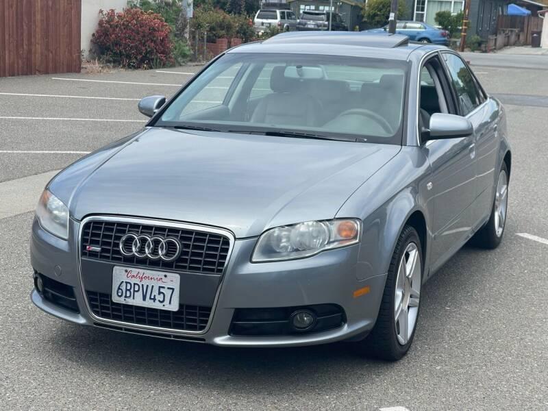 2008 Audi A4 for sale at JENIN MOTORS in Hayward CA