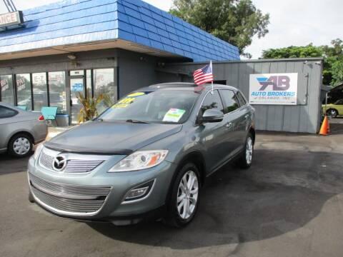 2011 Mazda CX-9 for sale at AUTO BROKERS OF ORLANDO in Orlando FL