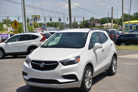 2017 Buick Encore for sale at Motor Car Concepts II - Kirkman Location in Orlando FL