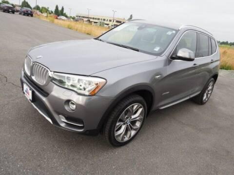 2015 BMW X3 for sale at Karmart in Burlington WA