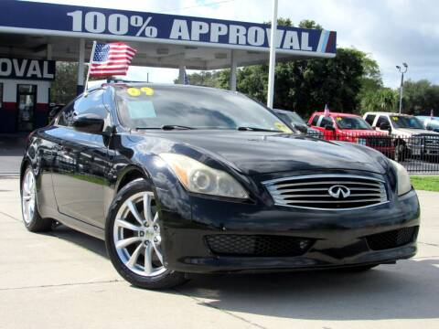 2009 Infiniti G37 Coupe for sale at Orlando Auto Connect in Orlando FL