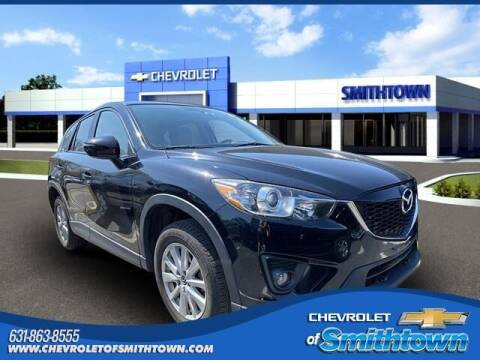 2015 Mazda CX-5 for sale at CHEVROLET OF SMITHTOWN in Saint James NY