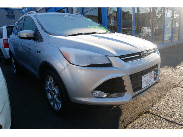 2014 Ford Escape for sale at M & R Auto Sales INC. in North Plainfield NJ