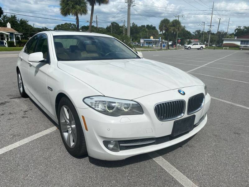 2012 BMW 5 Series for sale at Consumer Auto Credit in Tampa FL