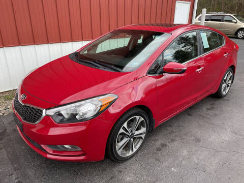 2014 Kia Forte for sale at North East Locaters Auto Sales in Indiana PA