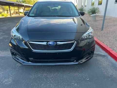 2018 Subaru Impreza for sale at Autodealz in Tempe AZ