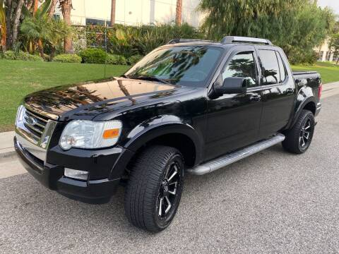2007 Ford Explorer Sport Trac for sale at Donada  Group Inc in Arleta CA