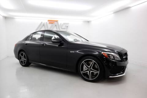 2018 Mercedes-Benz C-Class for sale at Alta Auto Group LLC in Concord NC
