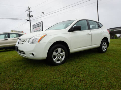 2009 Nissan Rogue for sale at CHAPARRAL USED CARS OF ERWIN in Erwin TN