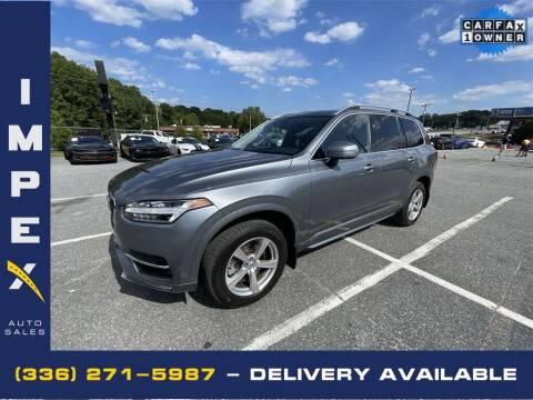 2017 Volvo XC90 for sale at Impex Auto Sales in Greensboro NC