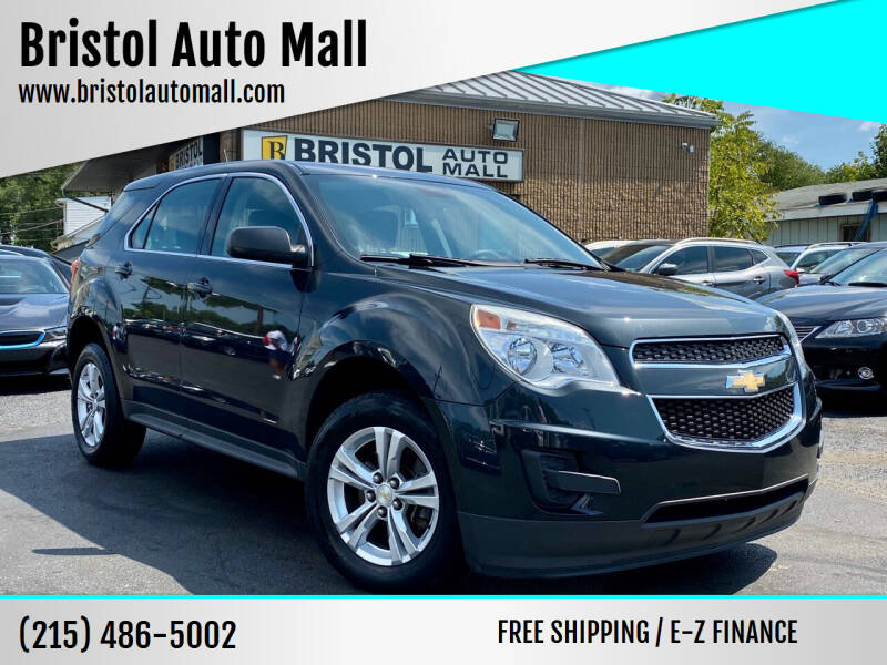 2014 Chevrolet Equinox for sale at Bristol Auto Mall in Levittown PA