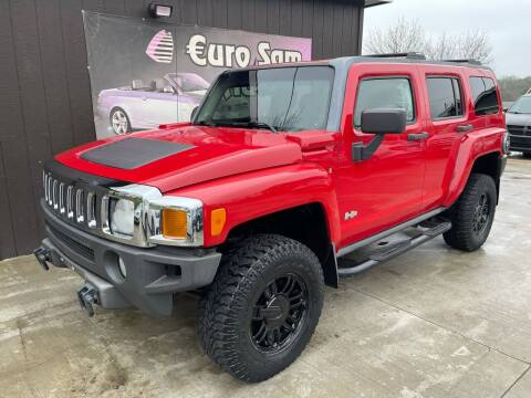 2006 HUMMER H3 for sale at Euro Auto in Overland Park KS