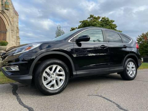 2016 Honda CR-V for sale at Reynolds Auto Sales in Wakefield MA