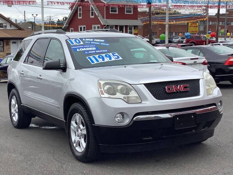 2010 GMC Acadia for sale at Active Auto Sales in Hatboro PA
