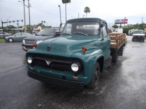 1949 Ford F-350 Super Duty for sale at Classic Car Deals in Cadillac MI