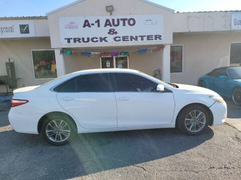 2017 Toyota Camry for sale at A-1 AUTO AND TRUCK CENTER in Memphis TN