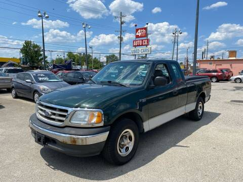 2003 Ford F-150 for sale at 4th Street Auto in Louisville KY
