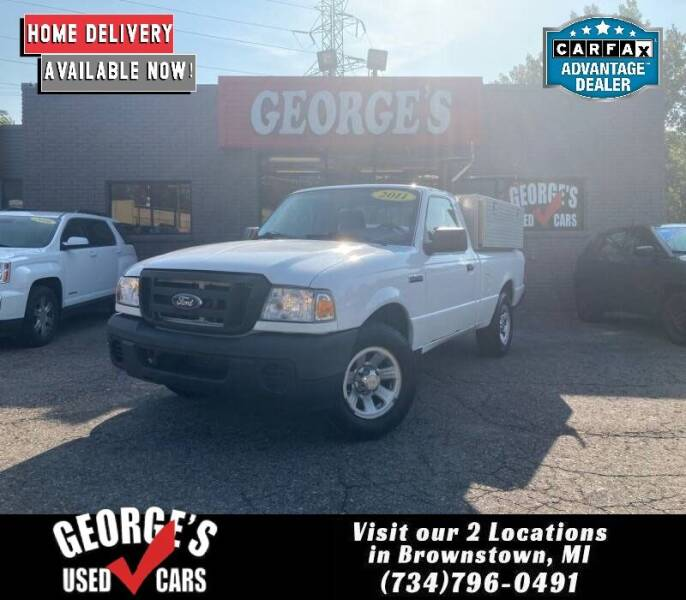2011 Ford Ranger for sale at George's Used Cars - Telegraph in Brownstown MI
