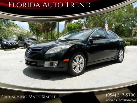 2010 Mazda MAZDA6 for sale at Florida Auto Trend in Plantation FL